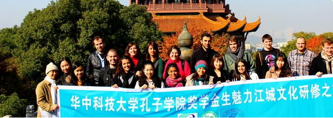 Confucius Institute Scholarship(CIS)